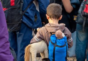 Die Flüchtlingskrise in Europa